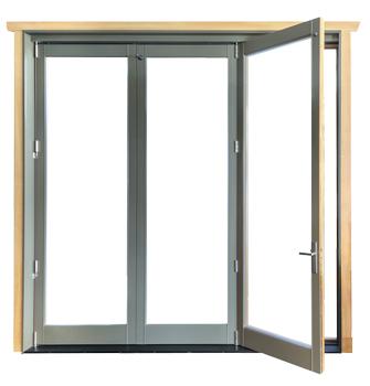 bi fold door style