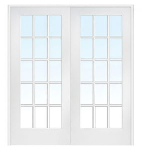 double french door style