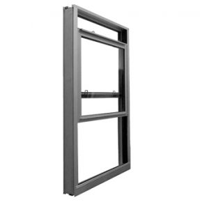 fixed architectural window