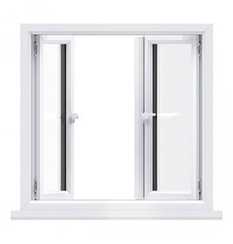 fixed casement window