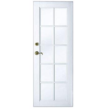 single french door style